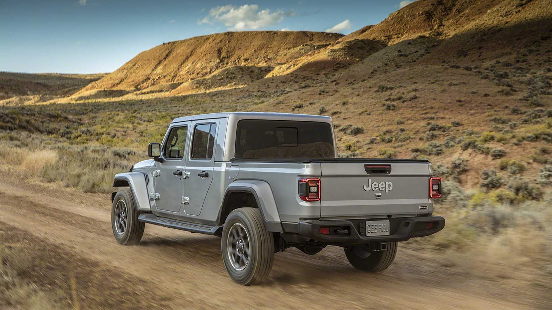 Jeep Configurator For 2020 Gladiator Pickup Truck Goes Live - autoevolution