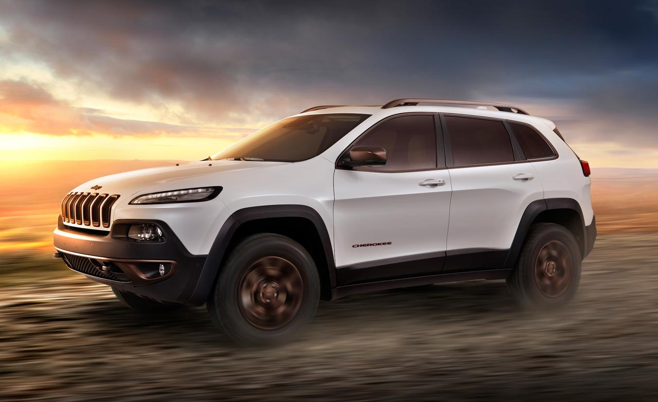Lifted Jeep Cherokee >> Jeep Debuts Four Concepts at the 2014 Beijing Auto Show - autoevolution