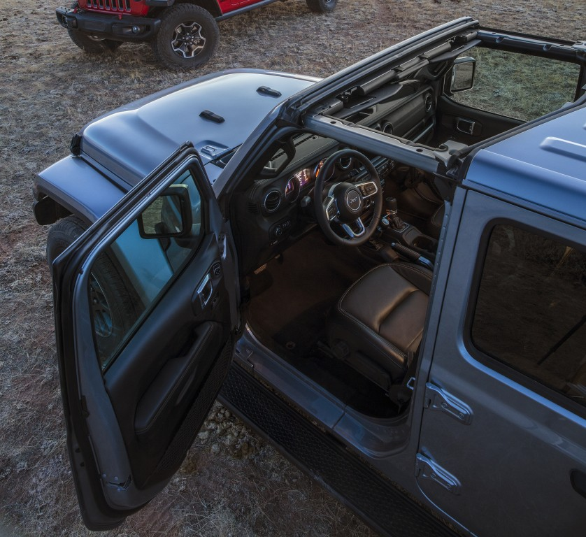 Jeep Gladiator Altitude Is All Blacked Out Parts, We're