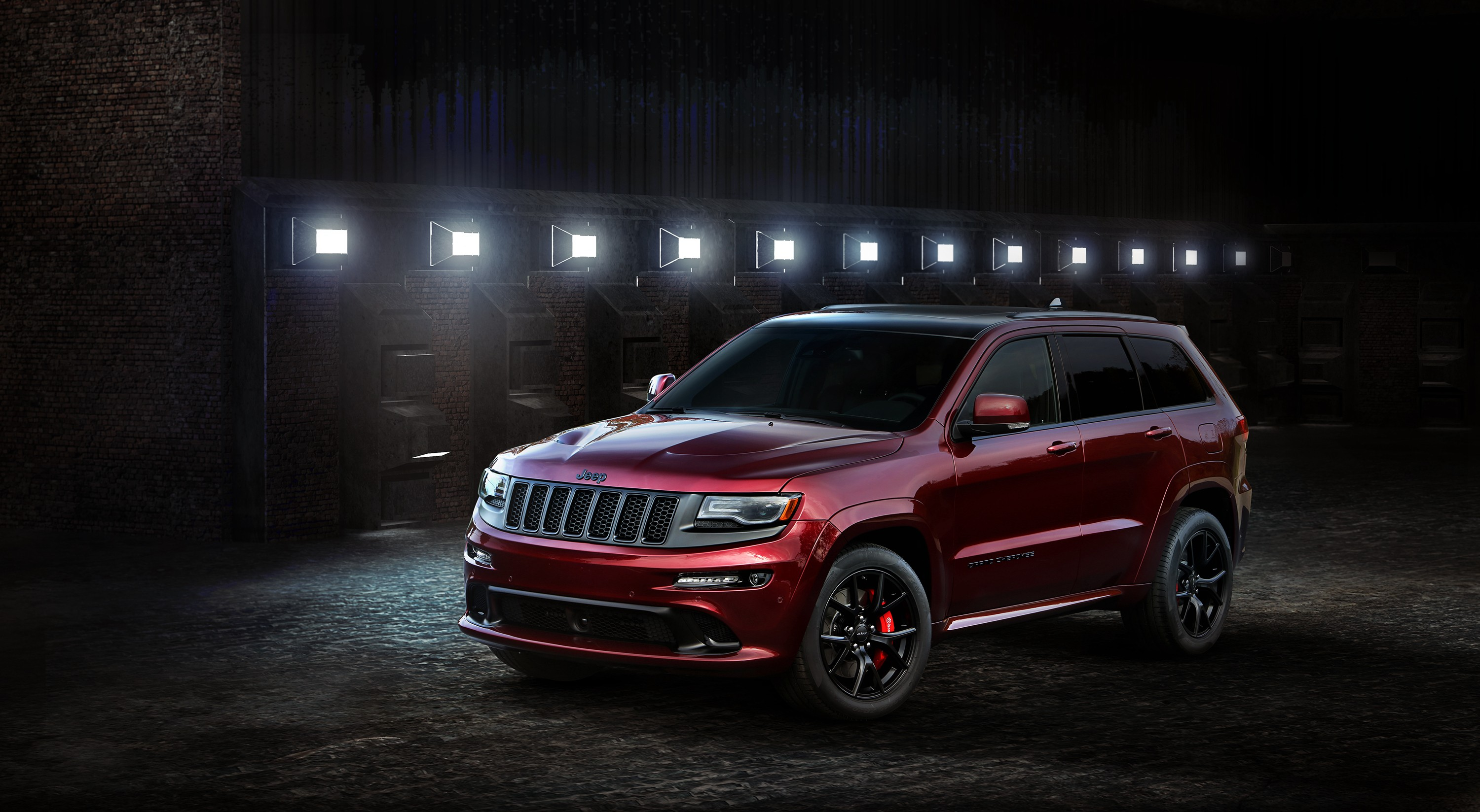 Jeep Grand Cherokee Lineup Grows With Srt Night Edition In The United Kingdom Autoevolution