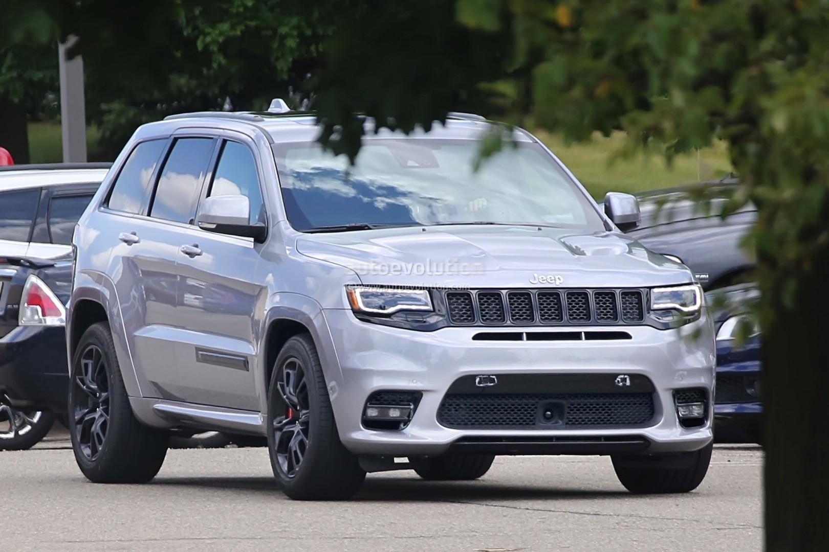 2018 jeep grand cherokee trackhawk confirmed for new york. Black Bedroom Furniture Sets. Home Design Ideas