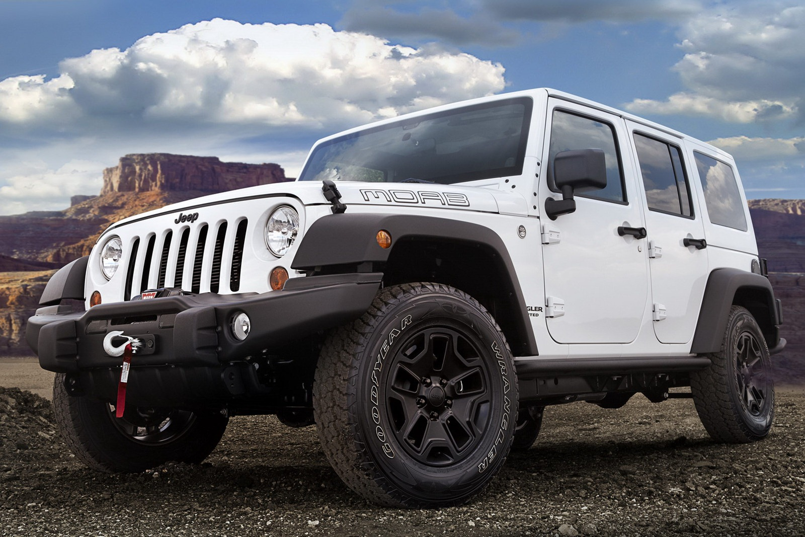 Unlimited Auto Sales >> Jeep Grand Cherokee Trailhawk and Wrangler Moab Special Editions Launched - autoevolution