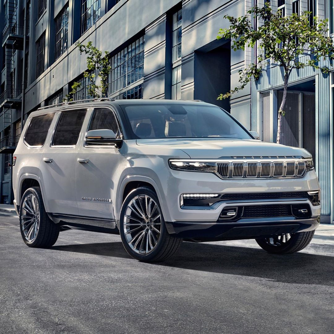 new jeep grand wagoneer trackhawk rendered production