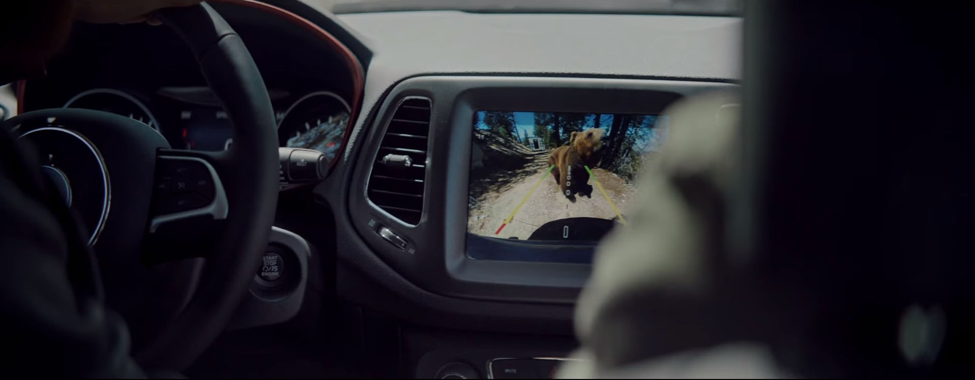 2017 jeep compass commercial