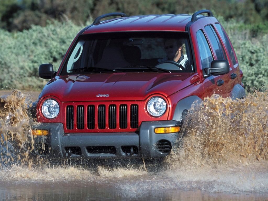 Jeep Liberty Recalled Once More For Suspension Corrosion