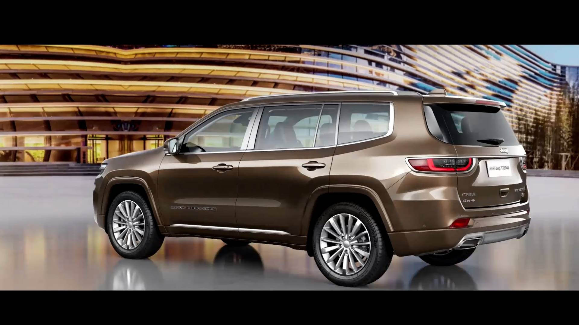 Jeep Releases First Images Of The New Grand Commander 7 ...