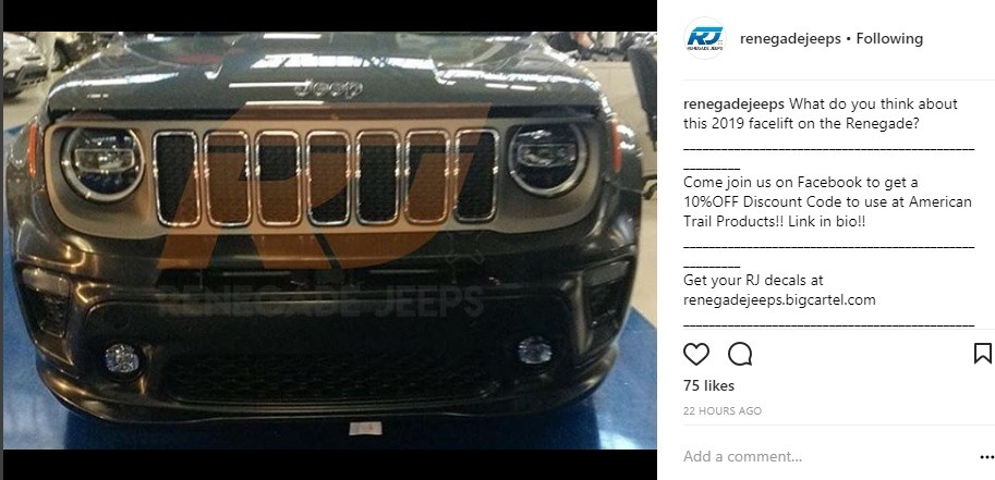 Jeep Renegade Pricing Starts At 18 507 In Europe 16 995 In The