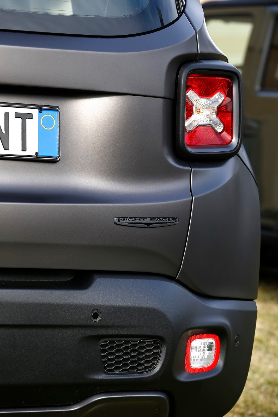 Jeep Renegade Receives Night Eagle Special Edition on 2016 Trailhawk Jeep Renegade
