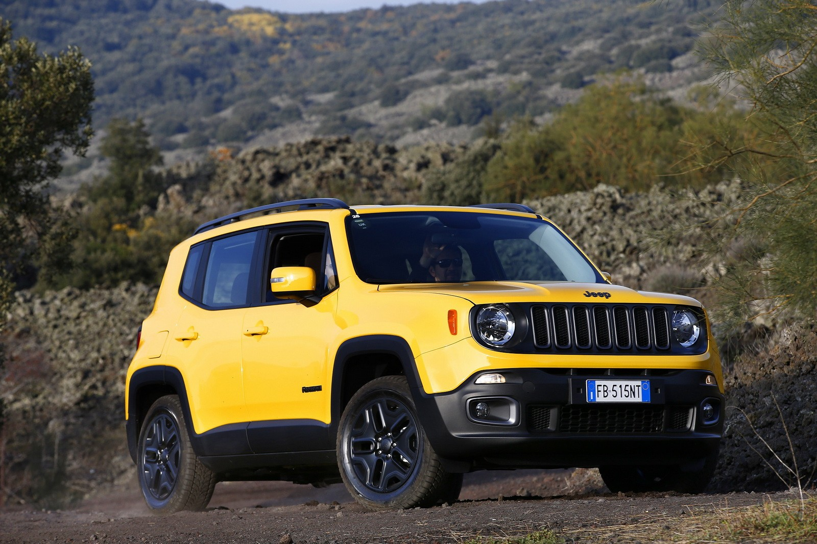 2017 Jeep Renegade  Limited Edition Models
