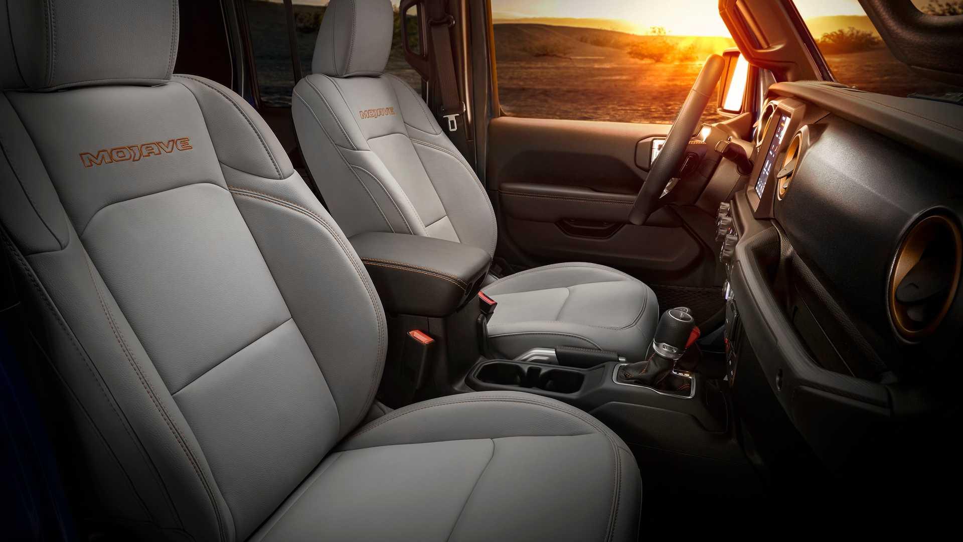 Jeep Reveals 2020 Gladiator Mojave, Adds High Altitude ...