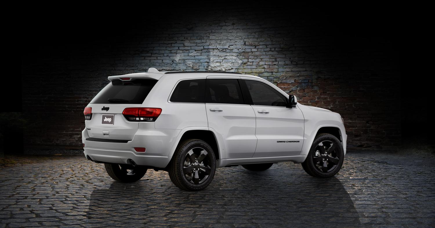 Jeep Reveals Special Edition Altitude Models For 2014