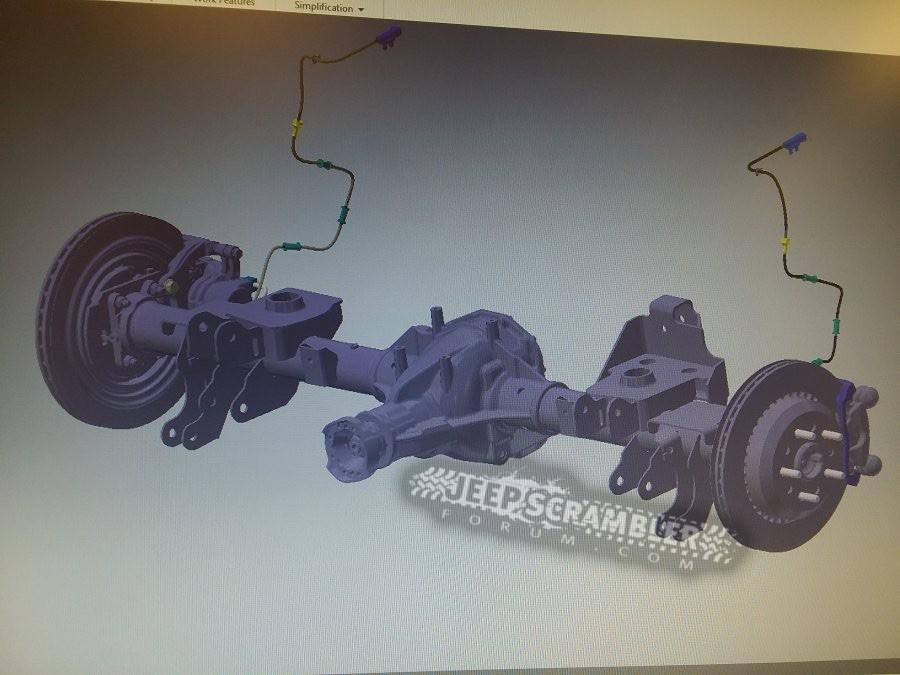 2019 Jeep Scrambler (JT) Pickup Truck To Get V6 Diesel ...