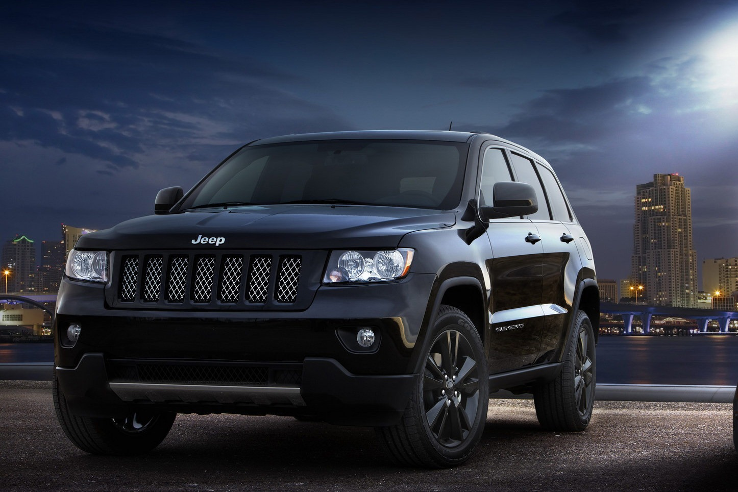 Jeep Unveils Nameless All-Black Jeep Grand Cherokee ...