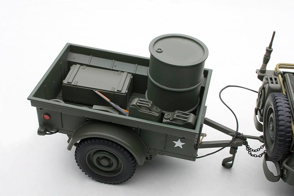 2015 Jeep Willys >> Jeep Willys Scale Model Shows Trailer Full of Artillery Accessories - autoevolution