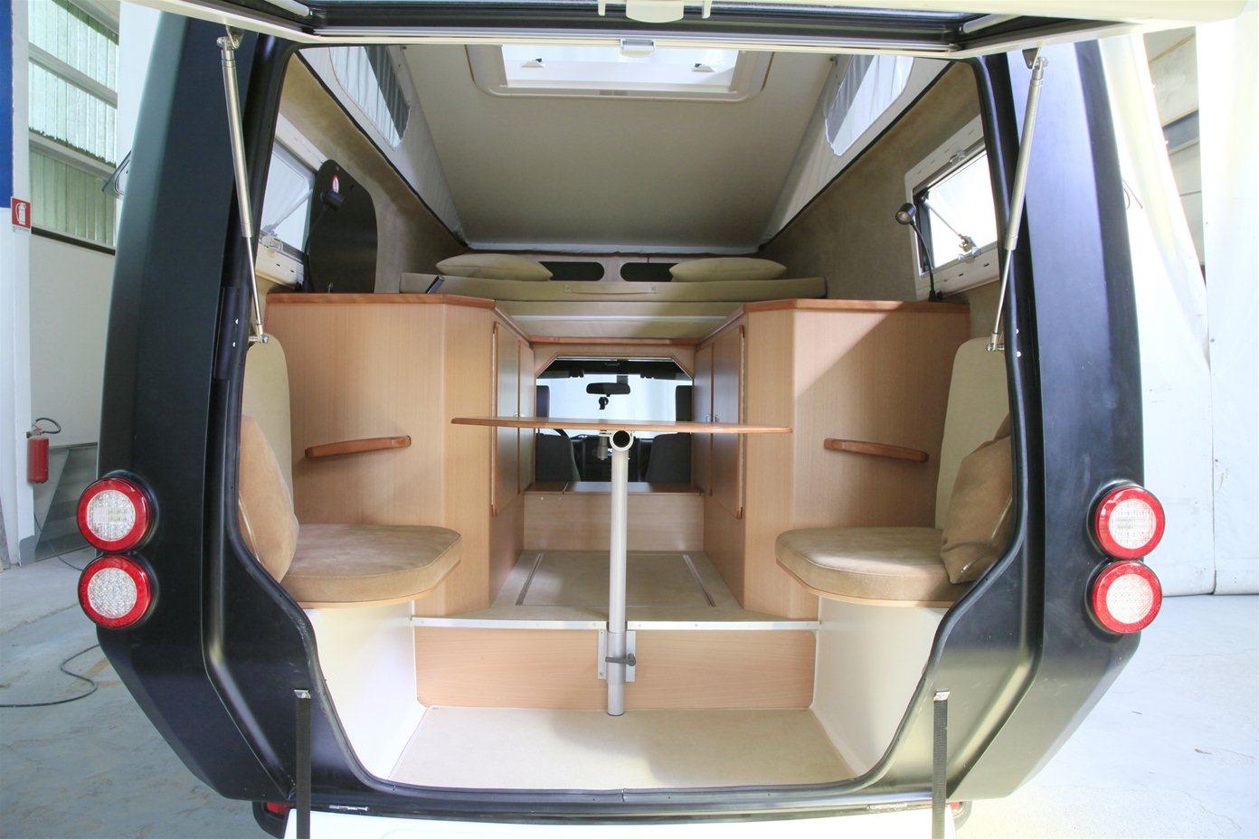 Jeep Wrangler Action Camper Rv Autoevolution