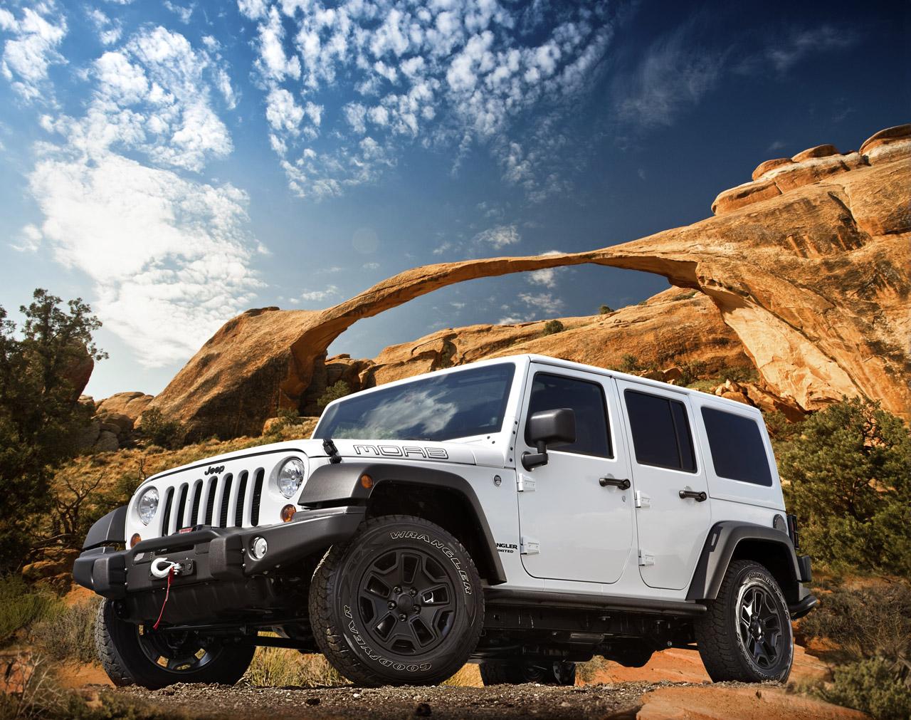 2012 Jeep Wrangler Freedom Edition Jeep Wrangler Moab Special Edition Unveiled - autoevolution