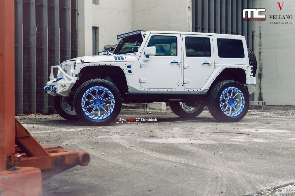 Difference Between Wrangler Models >> Jeep Wrangler Modified by MC Customs Is a Weird Beast You Secretly Almost Love - autoevolution