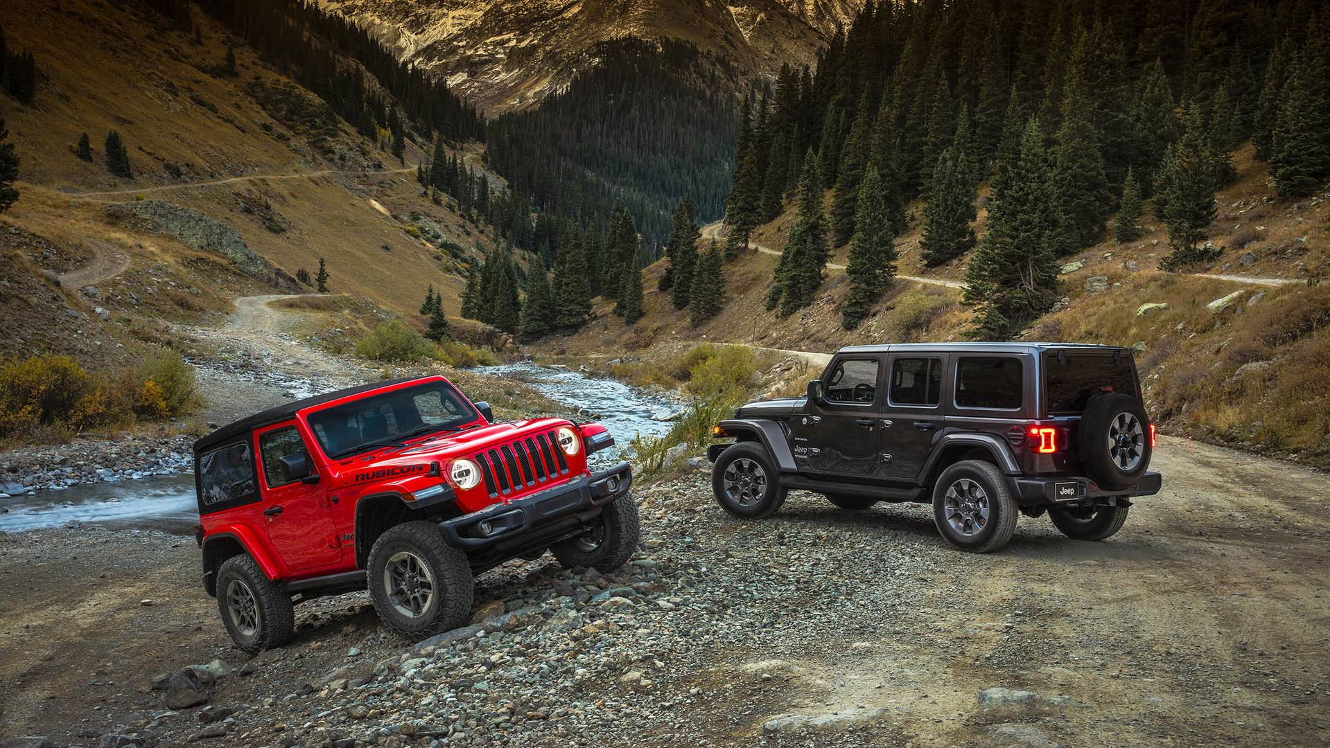 Jeep's 2019 Wrangler Shows Off in Super Bowl Wild Ad ...