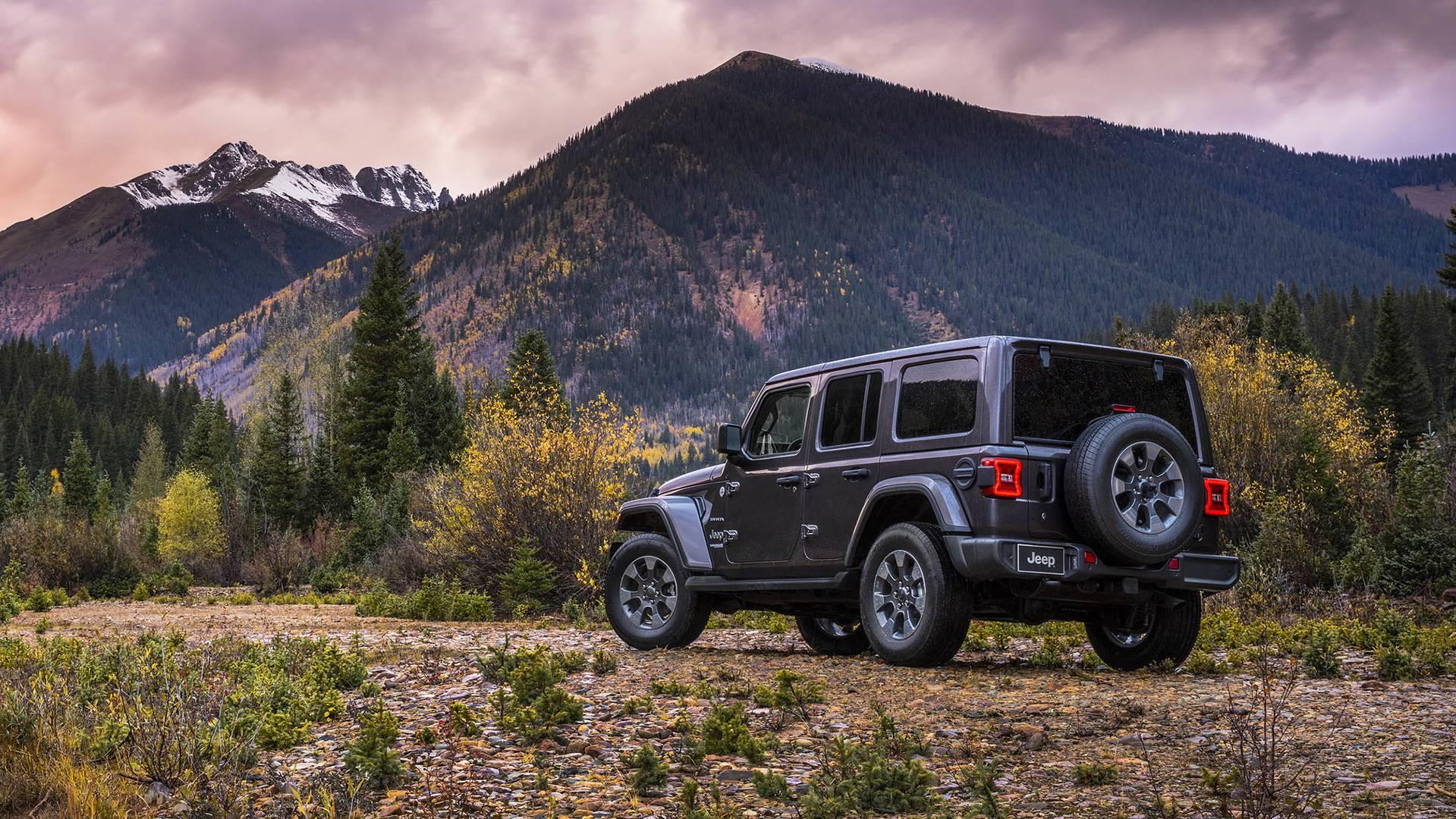 jeep 39 s 2019 wrangler shows off in super bowl wild ad autoevolution. Black Bedroom Furniture Sets. Home Design Ideas