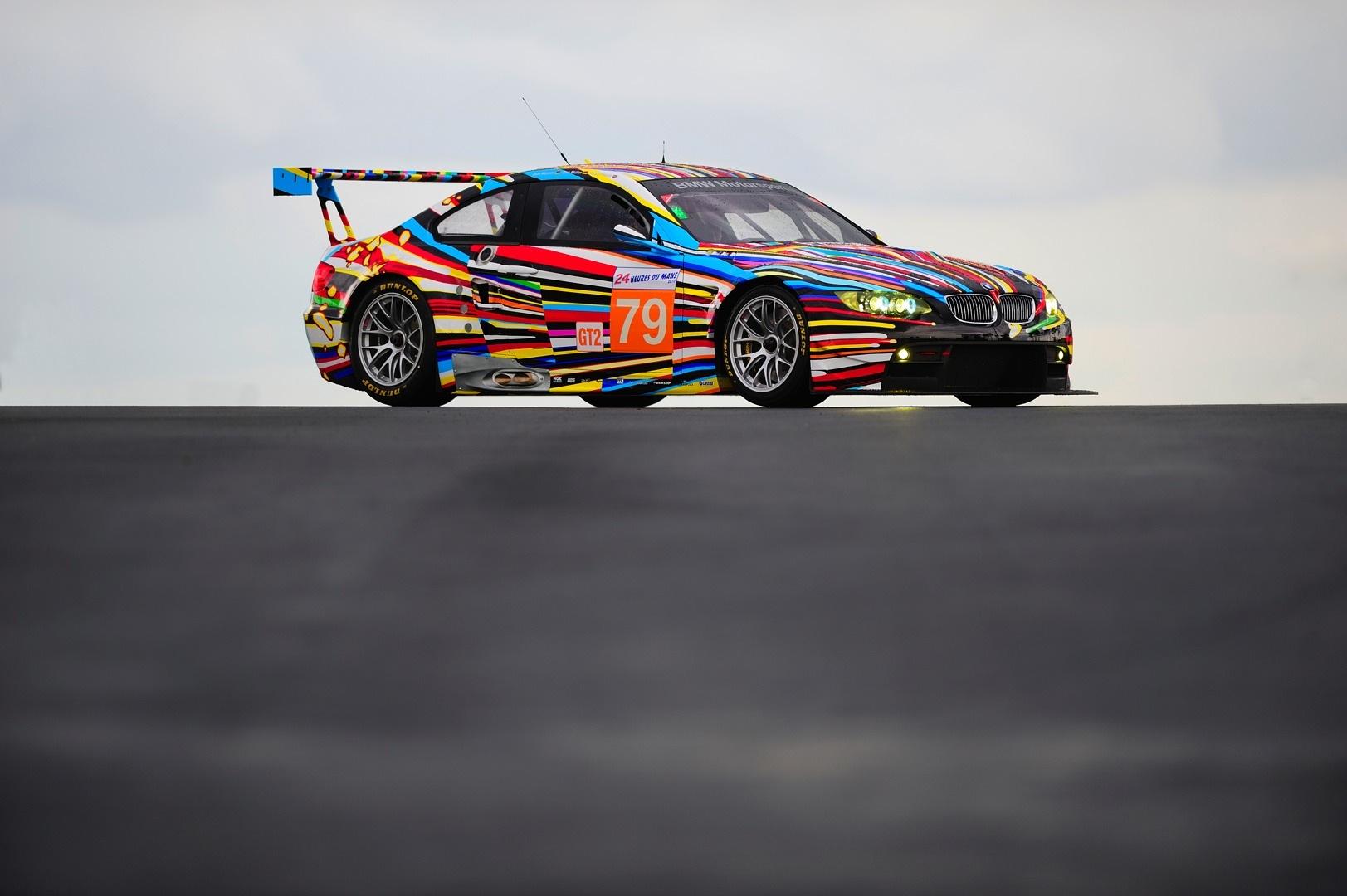 Jeff Koons Art Car M3 Wallpaper Collection - autoevolution