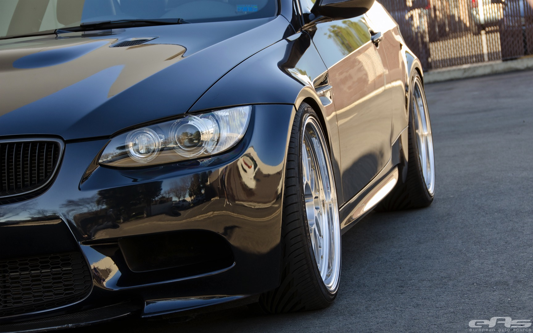 Jerez Black Bmw E92 M3 Gets Serious Upgrades Autoevolution
