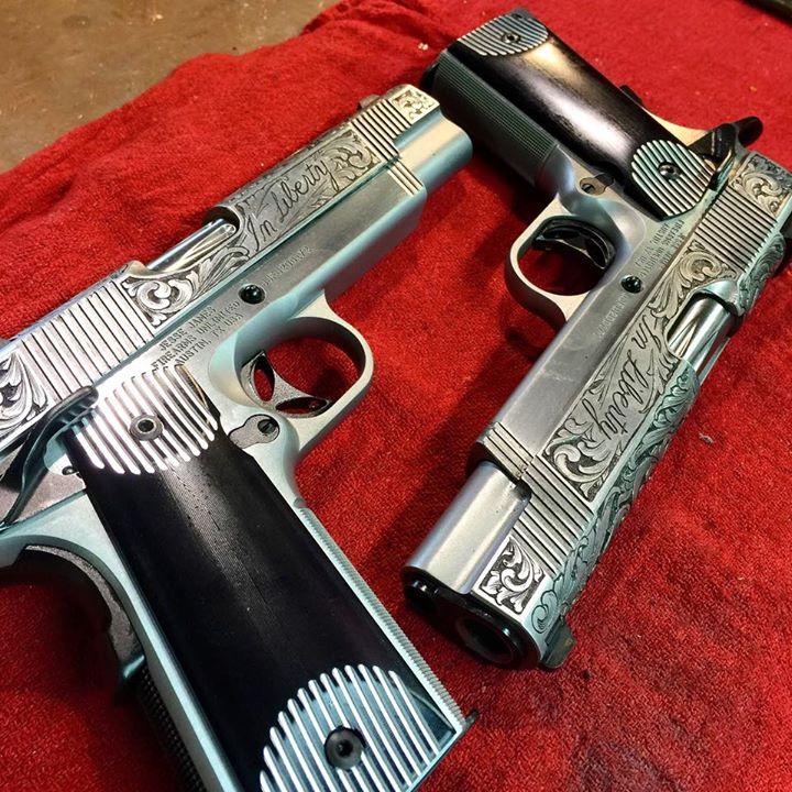 Jesse James Reveals New Bikes And New Guns At Sturgis