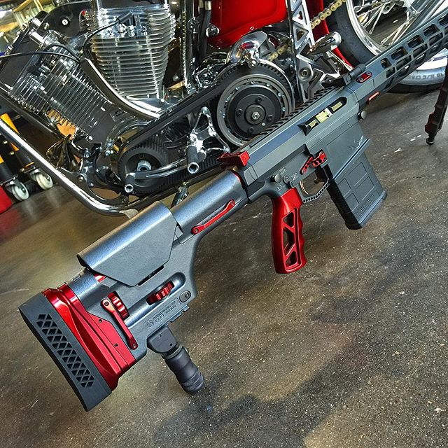 Jesse James Reveals New Bikes And New Guns At Sturgis Autoevolution