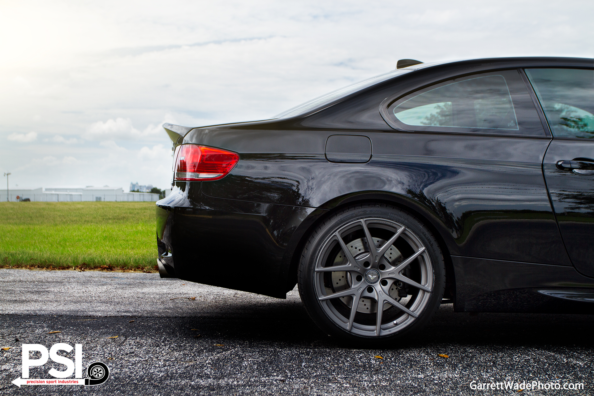 Jet Black Bmw E92 M3 By Psi Invites Us To The Dark Side