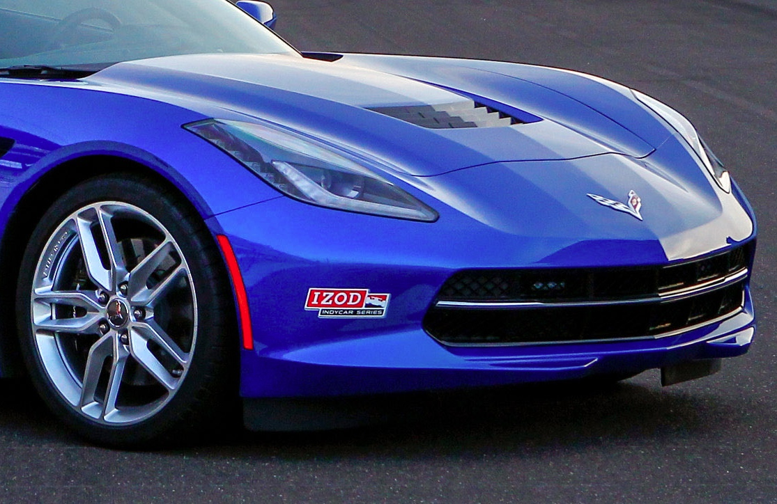 2014 Corvette Stingray Indy 500 Pace Car