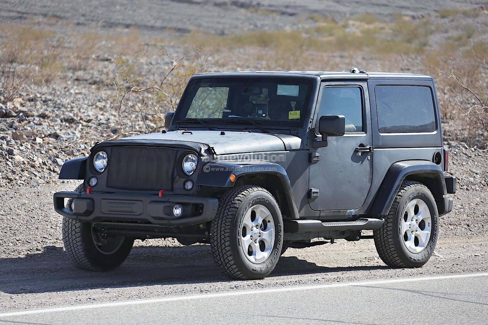 Jeep Wrangler Pickup For Sale >> JL Wrangler to Start Production in November 2017, JT Wrangler Pickup in 2018 - autoevolution