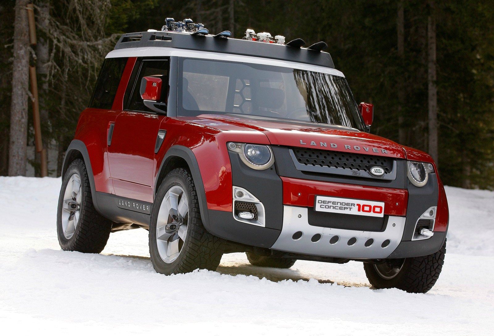 2019 Land Rover Defender Already Testing On Public Roads