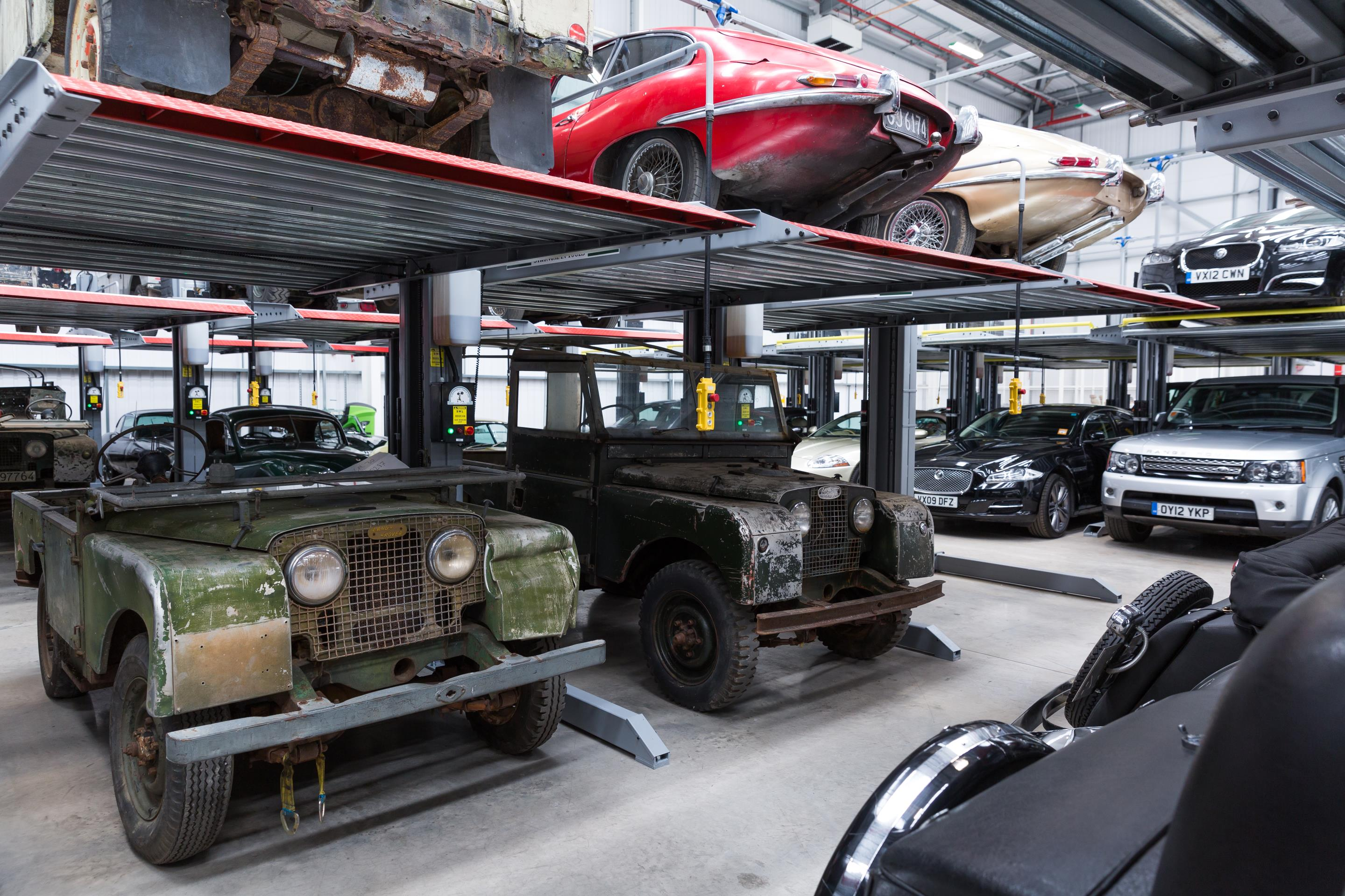 JLR Now Offers Expert Maintenance For Models As Old As The XK120 ...