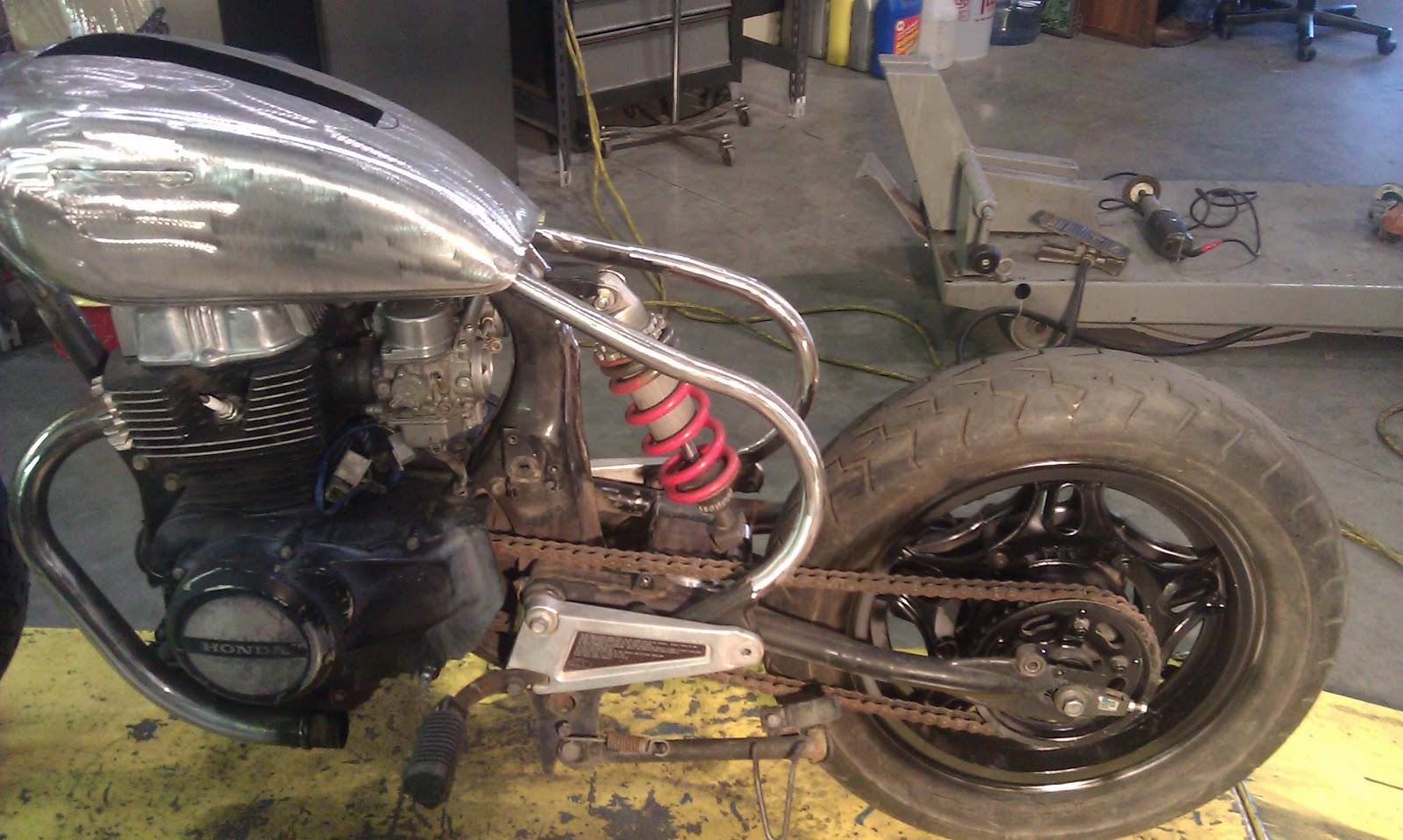 JMR Customs CB450 Honda Nighthawk