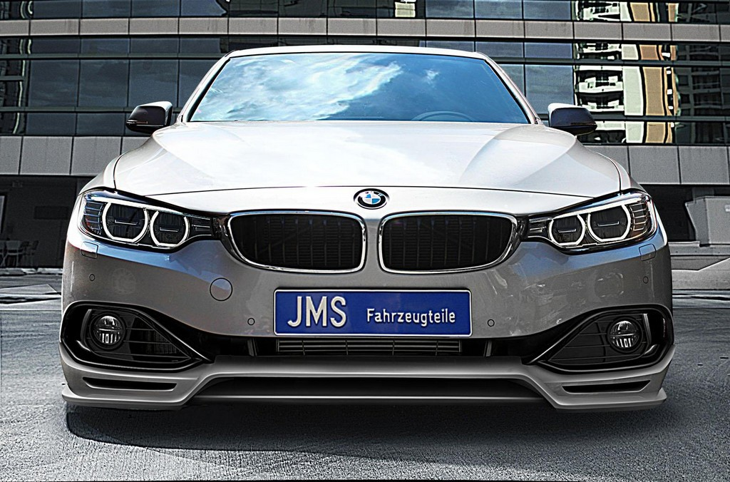 Jms Jumps In The Bmw 4 Series Tuning Game Autoevolution