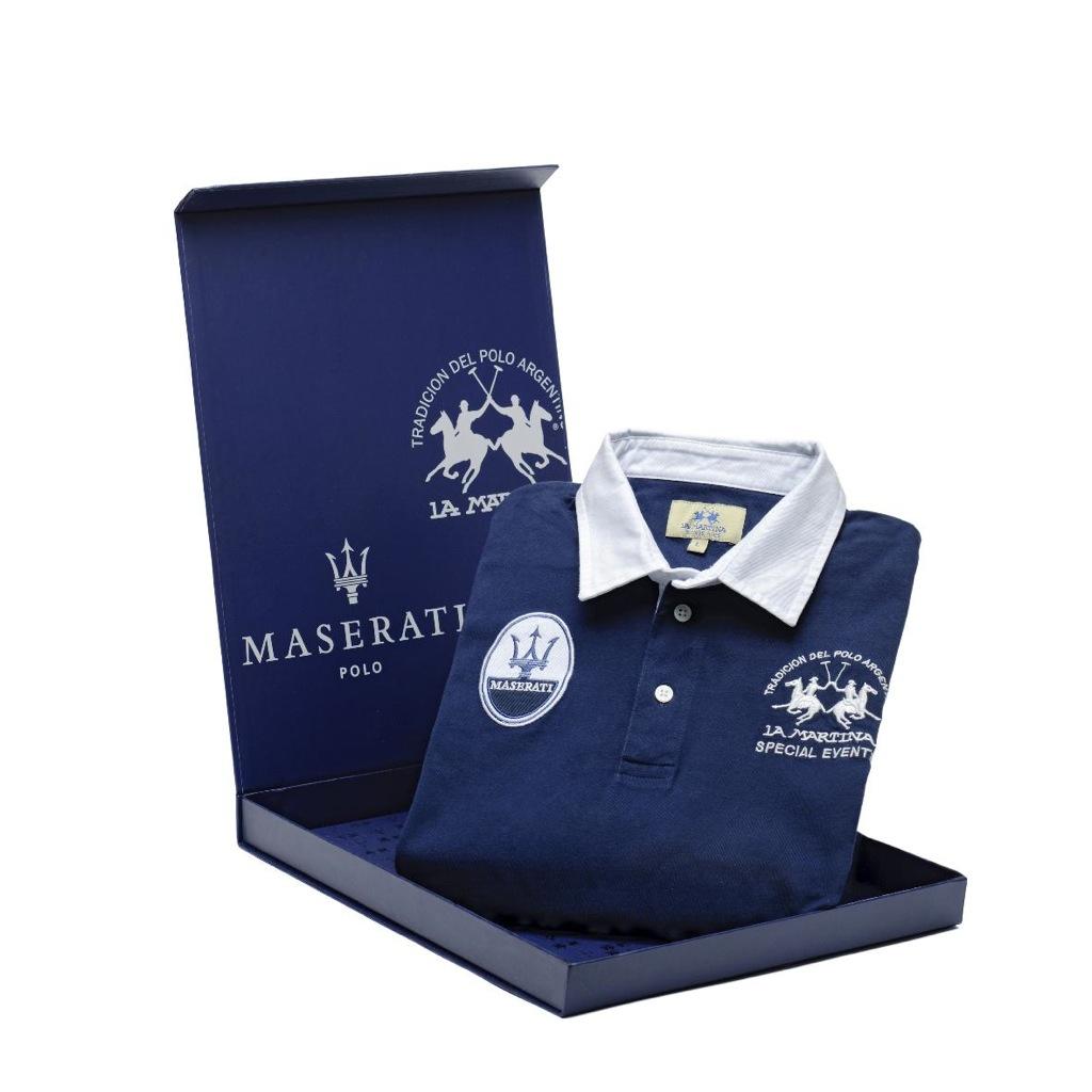Jodie Kidd Launches La Martina For Maserati Anniversary