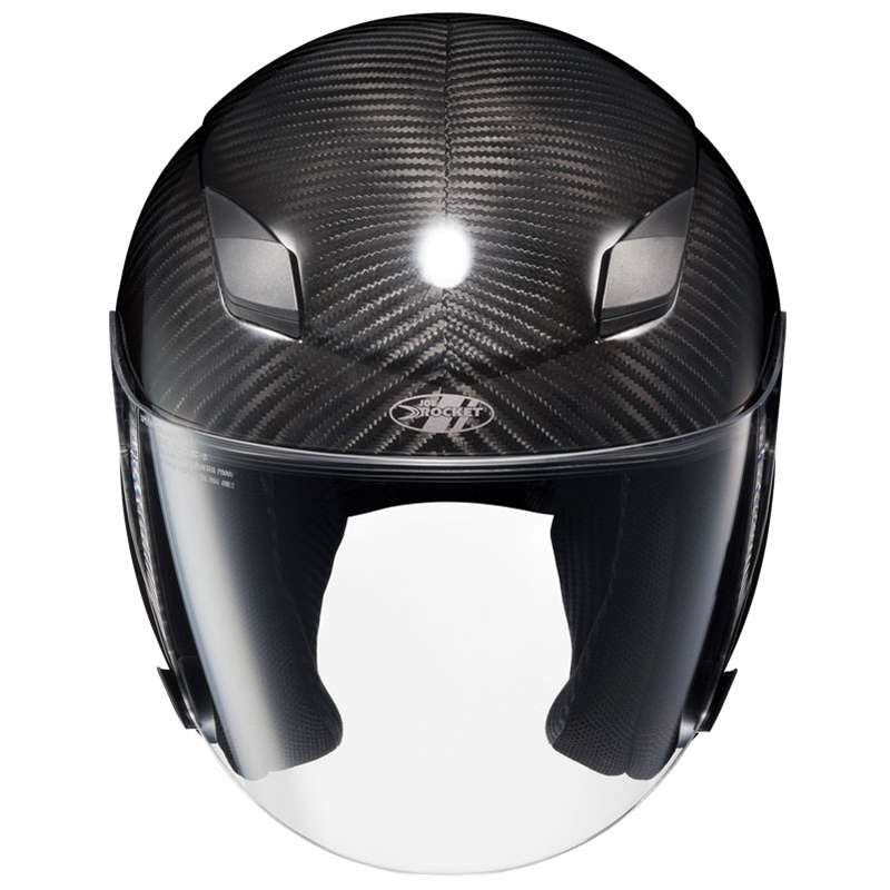Joe Rocket Launches Carbon Pro Open Face Helmet