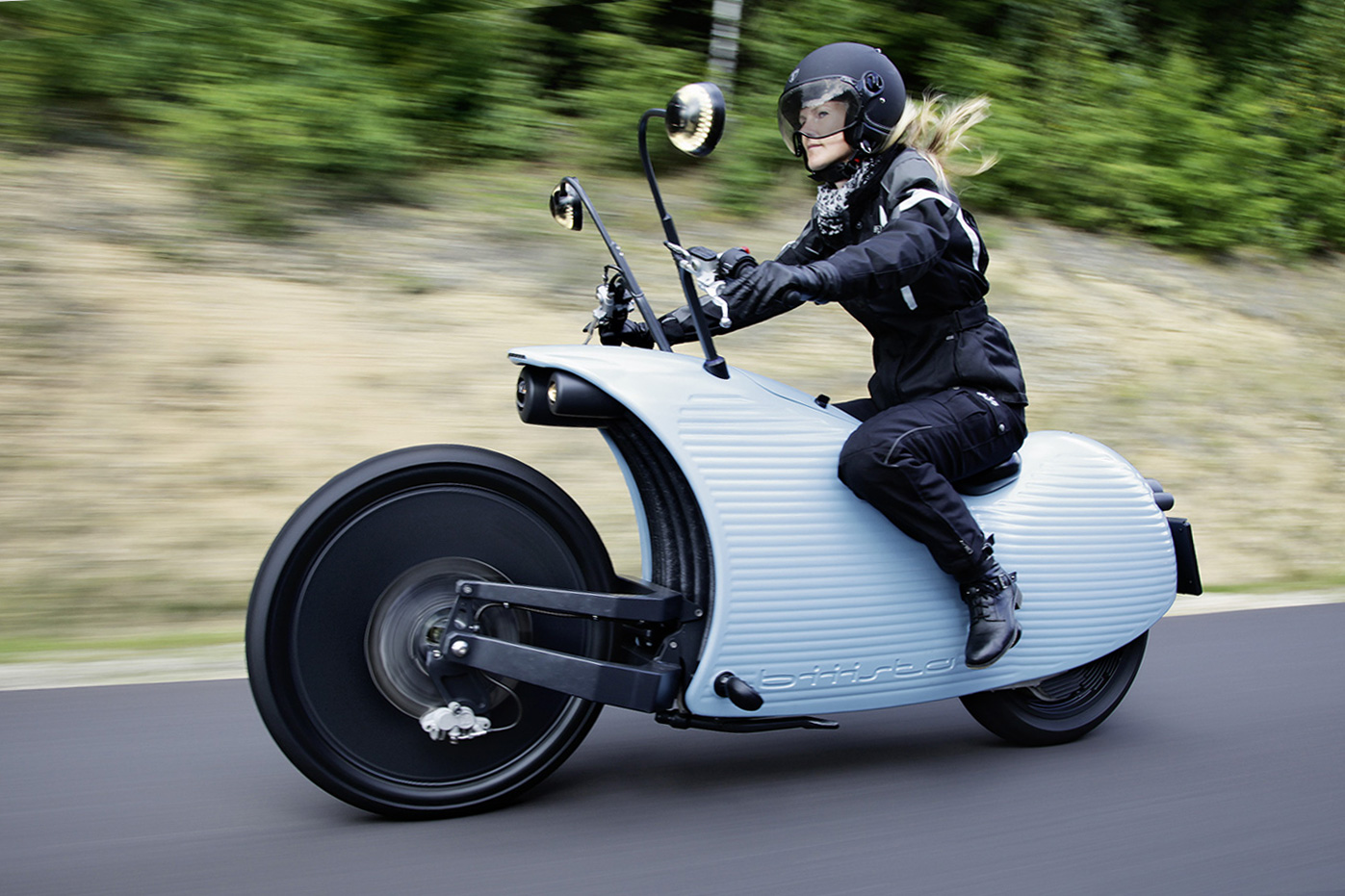 Johammer J1 Probably The World S Most Stylish Electric Motorcycle