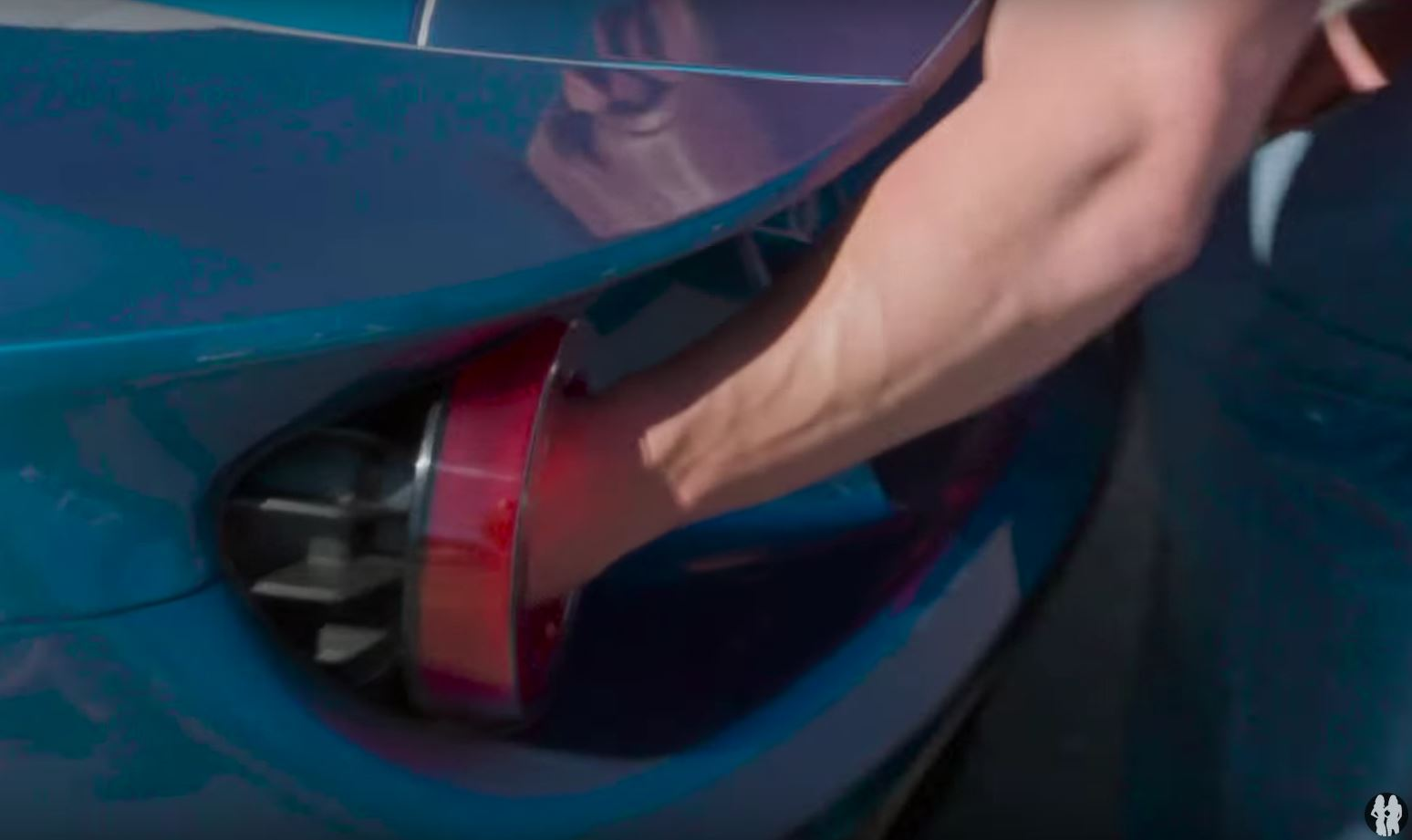 John Cena Reviews New Ford Gt Fists Taillights And Buttresses