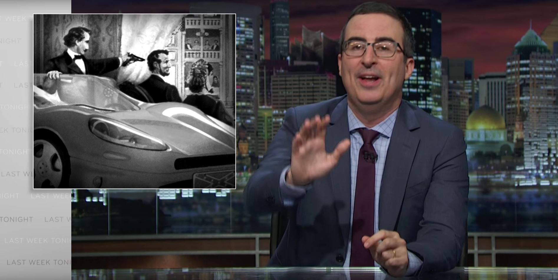 john oliver reveals how buy here pay here car dealers will ruin your life autoevolution. Black Bedroom Furniture Sets. Home Design Ideas