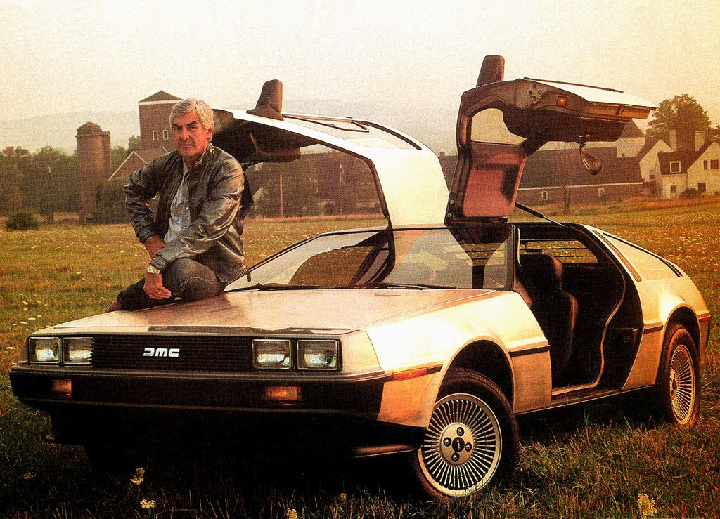 John Zachary Delorean The Detroit Dream Merchant