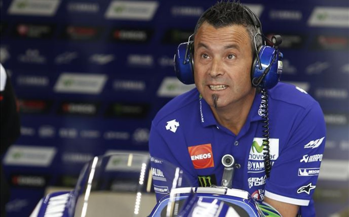 Jorge Lorenzo S Crew Will Not Follow Him At Ducati
