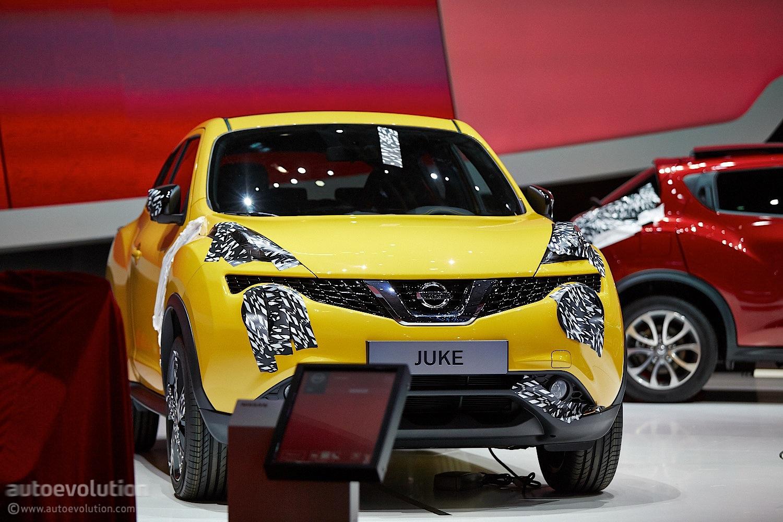 Juke Facelift Gets 1 2l Turbo Completing Refreshed Nissan