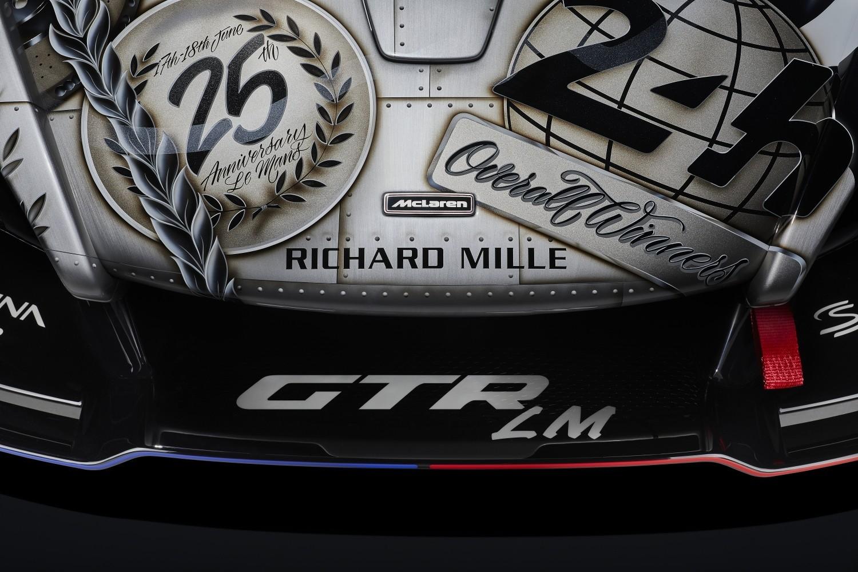 McLaren Senna GTR LM celebrates firm's historic Le Mans win