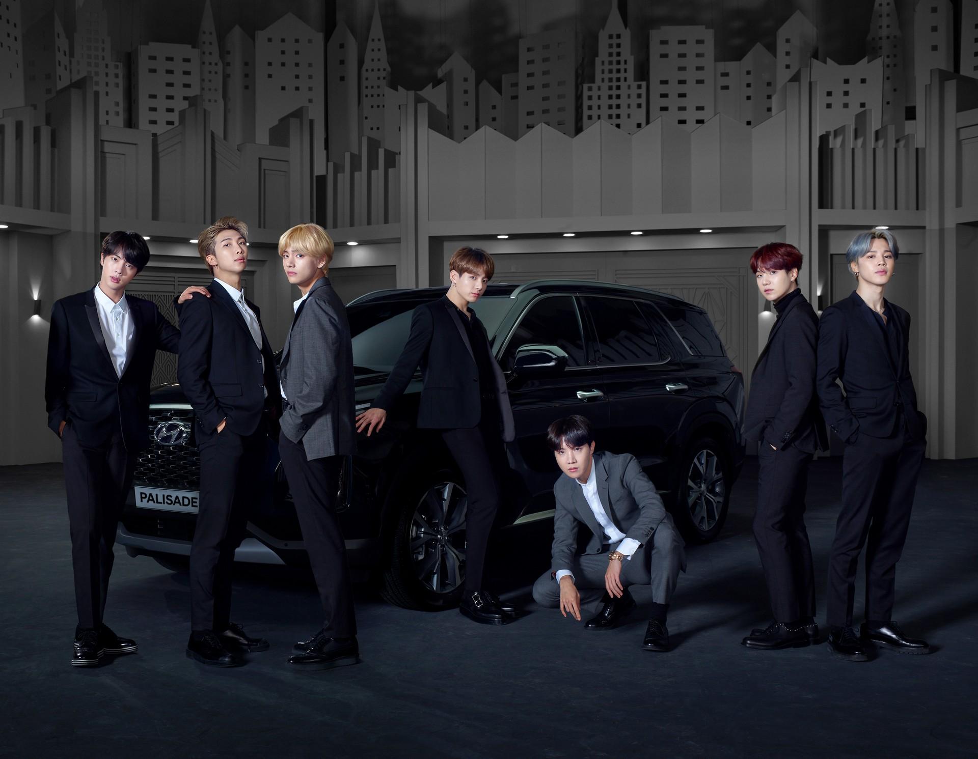 K-Pop Band Chosen To Endorse 2020 Hyundai Palisade ...