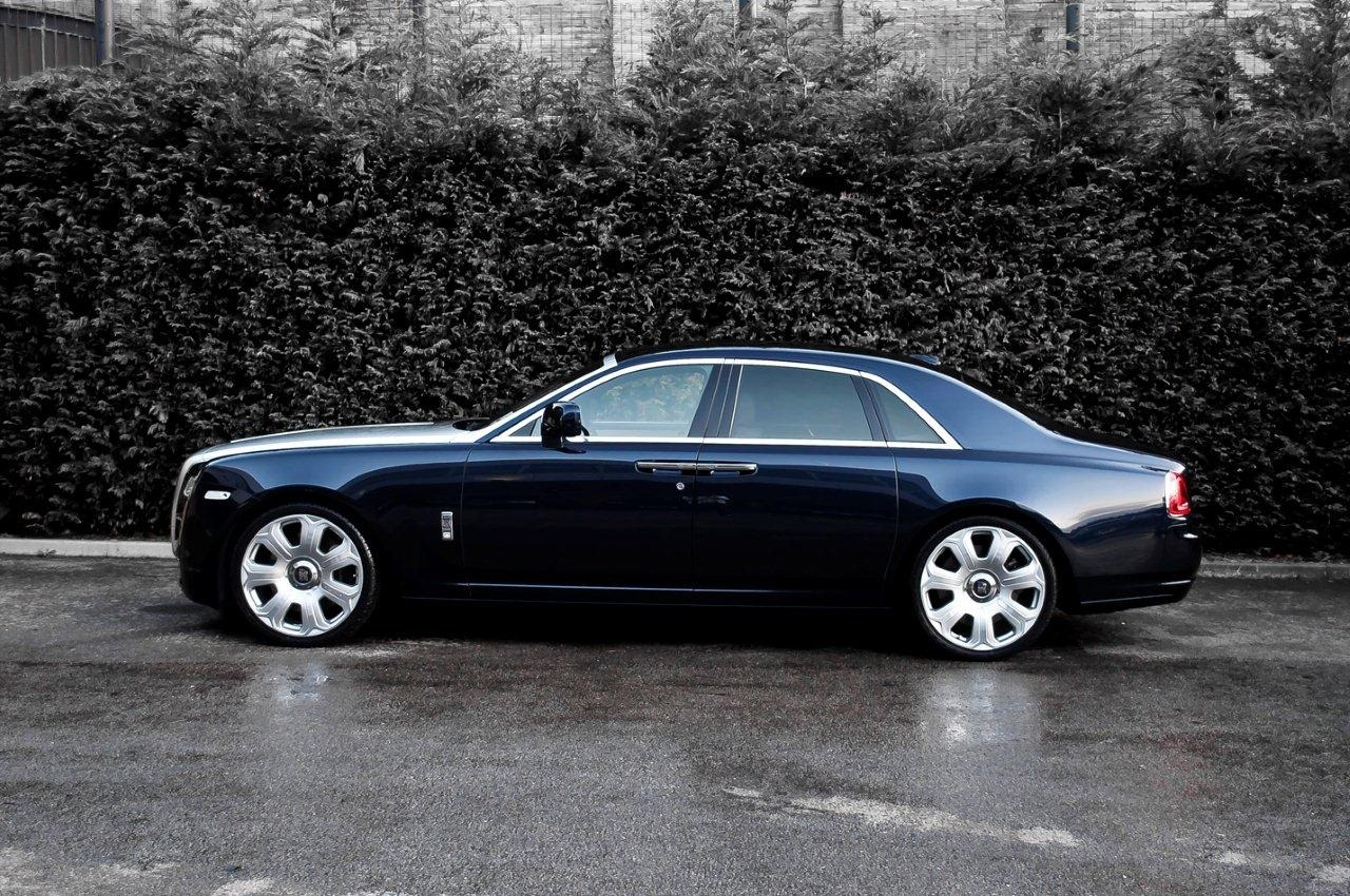 Kahn Armored Rolls Royce Ghost Autoevolution