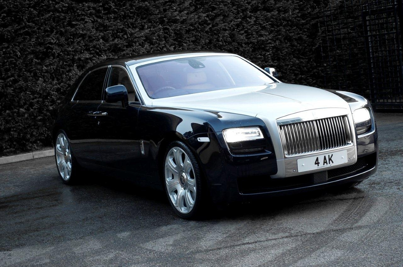 kahn armored rolls royce ghost autoevolution. Black Bedroom Furniture Sets. Home Design Ideas