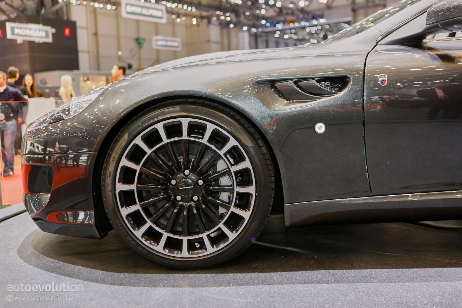 Popular Kahn39s CoachBuilt DB9 Vengeance Has Aston Martin39s