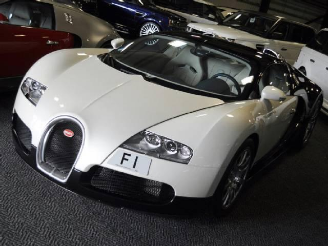 Kahn Bugatti Veyron For Sale Autoevolution