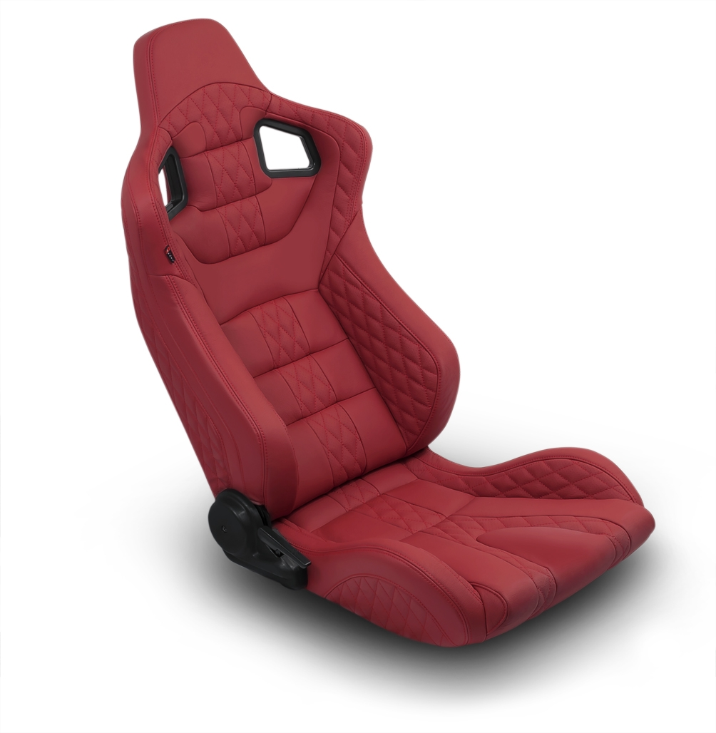 Kahn Launches Corbeau Sport Seats Autoevolution