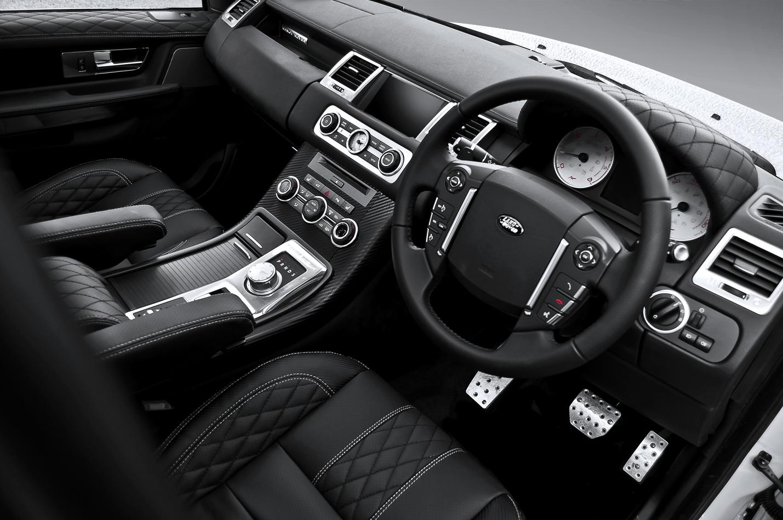 Kahn le range rover sport 3 0 sdv6 rse autoevolution for Interieur sport